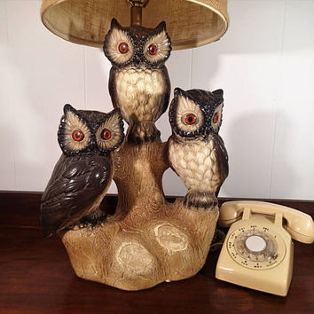 Best Vintage Owl Lamps Products on Wane