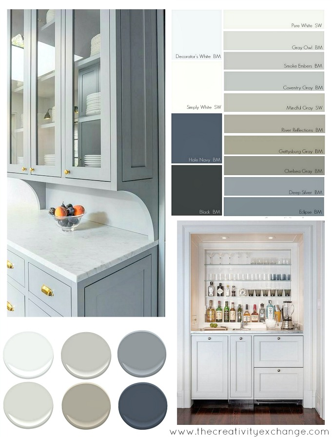Most Popular Cabinet Paint Colo