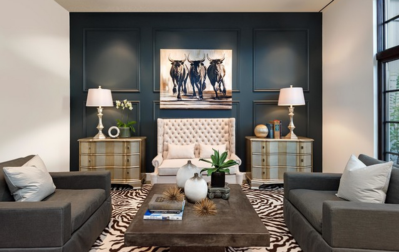 Living Room Paint Ideas for the Heart of the Ho