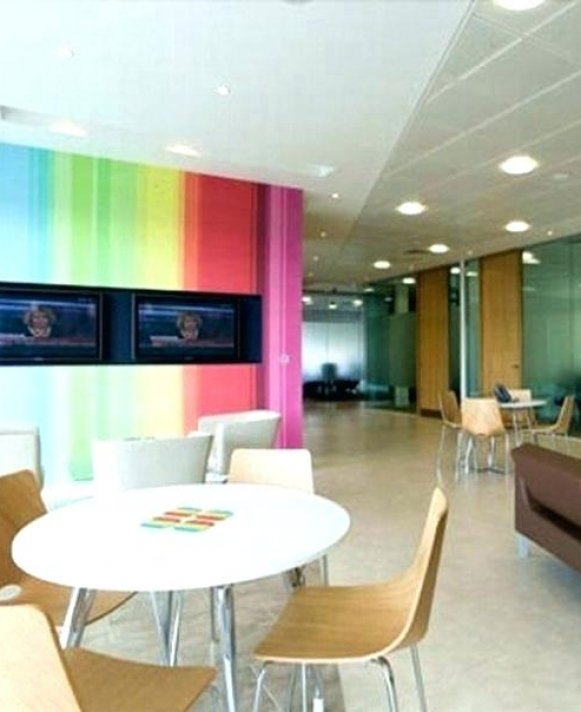 Office Paint Ideas Creative Wall Painting Walls Colors Home Design .