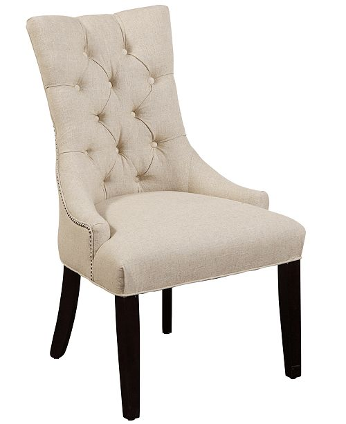 Furniture Marais Dining Parsons Chair & Reviews - Furniture - Macy