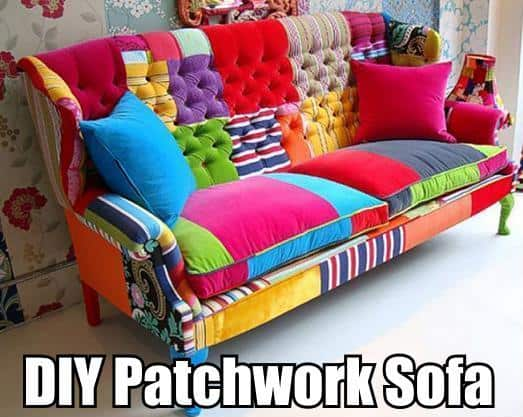 DIY Patchwork So