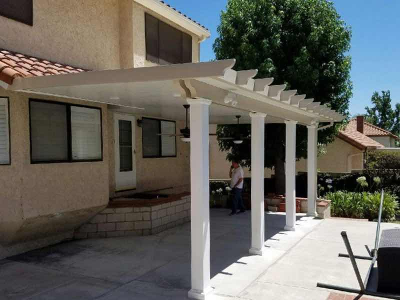 Patio Covers San Bernardino, CA | Aluminum Patio Cove
