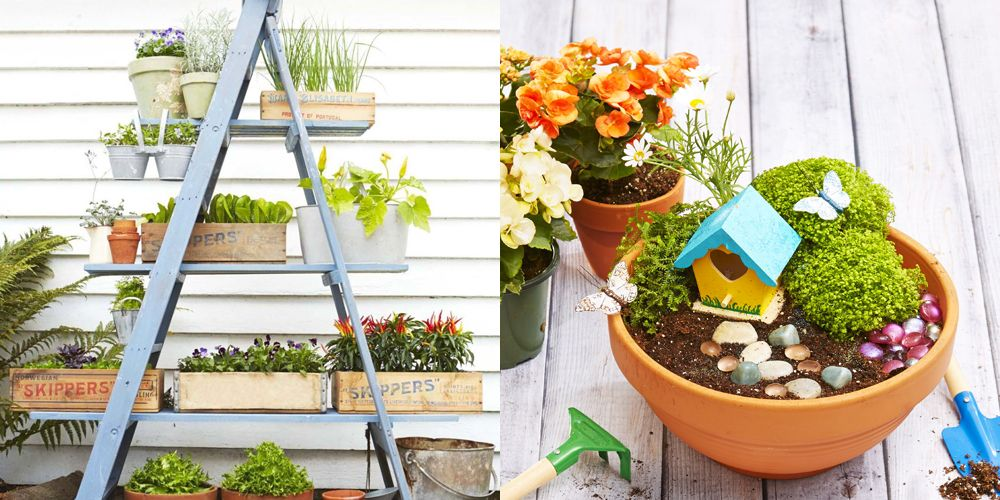 Small Outdoor Decor Ideas - How to Decorate Your Small Pat