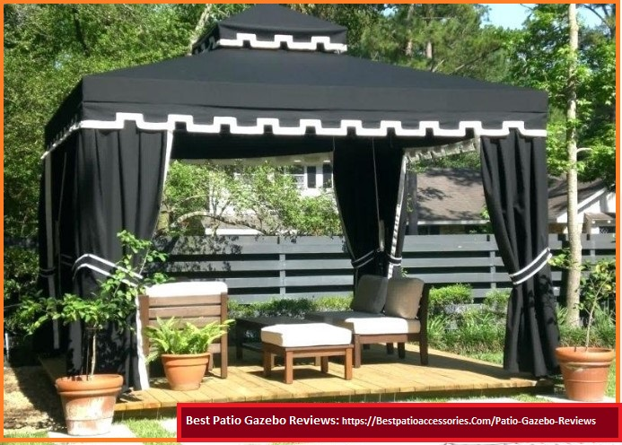 Best Patio Gazebo Reviews 2020 | Get Protection From Harsh .
