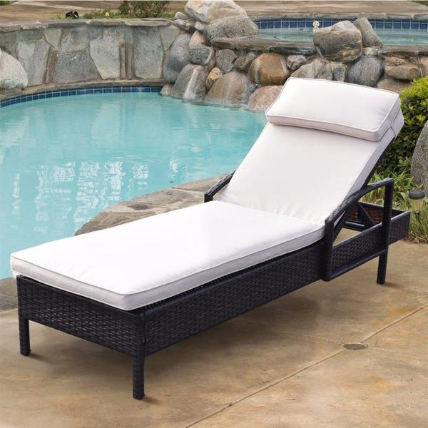 Remus - Outdoor Patio Lounge Chair – Warm