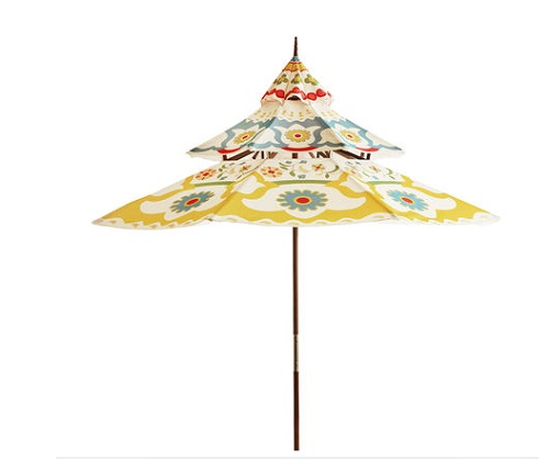 15 Most Unique and Colorful Patio Umbrellas You Should B
