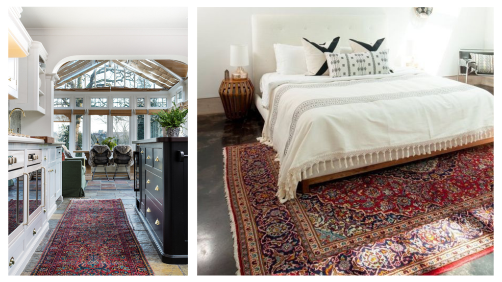 5 Ways To Use Persian Rugs | Lilla Rugs Lond