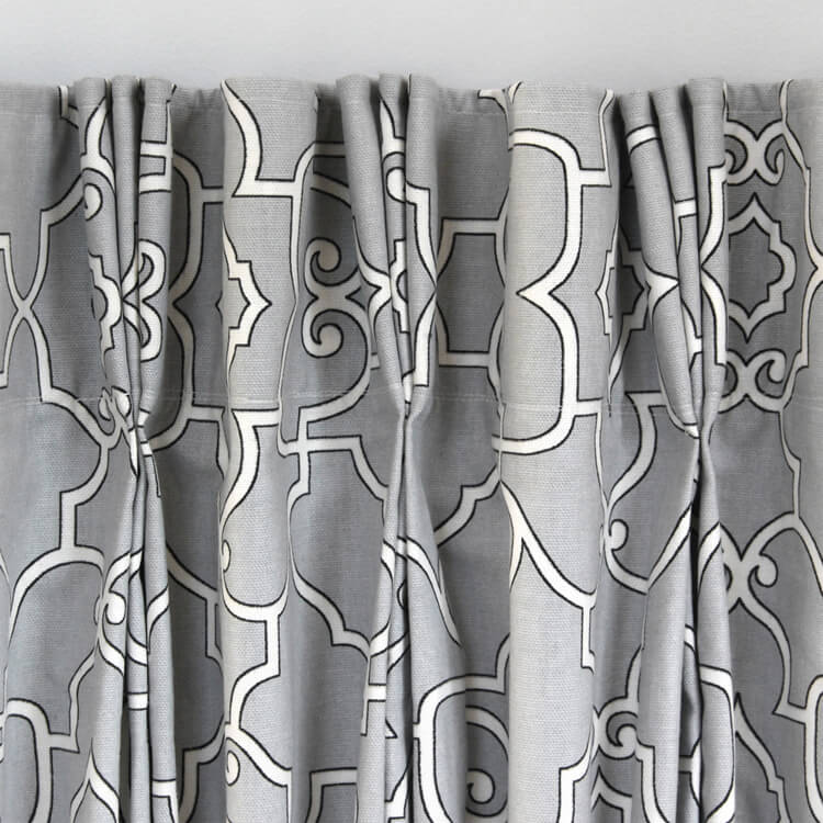 How to Make Pinch Pleat Curtains with Pleater Tape   OFS Maker's Mi