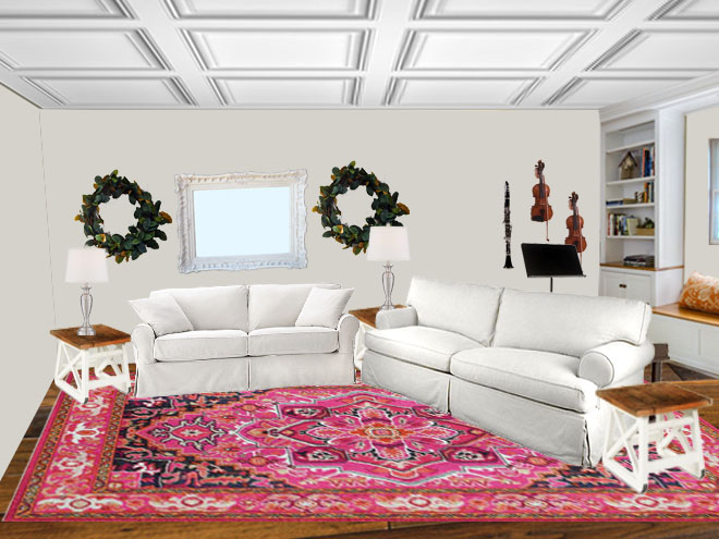 Trying on Area Rugs with Photoshop – Grocery Shri