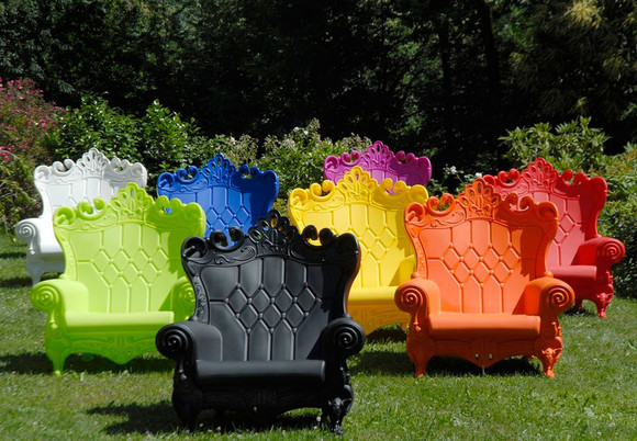 Life in Plastic…its Fantastic. Outdoor Garden Furniture of a .