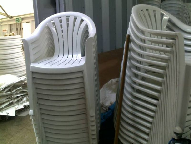 White Plastic Lawn Chairs : Very Light Plastic Lawn Chairs .
