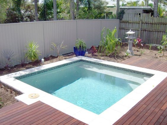 Plunge pool, what it is, is one of the coolest amenities for your .