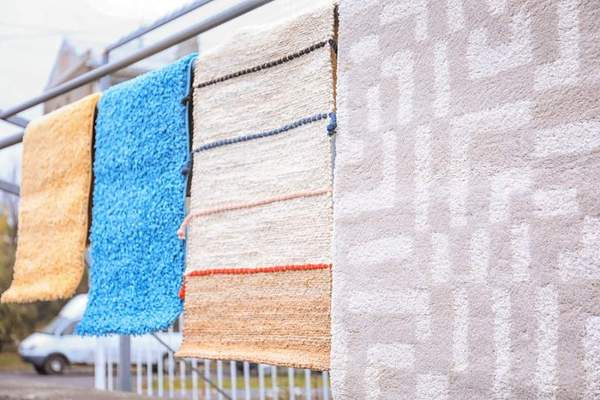 """Are Polypropylene Rugs Safe? - Toxins in Synthetic Rugs"""" by The ."""