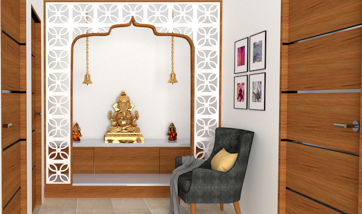 Tips to design pooja rooms in small spaces | homi