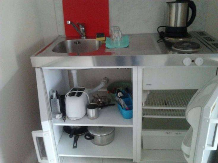 Kitchen Cabinets For Small Apartments | MyCoffeepot.O