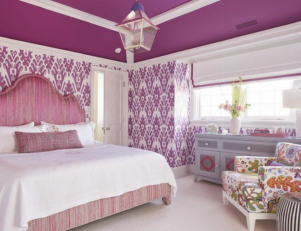 Purple Bedrooms Tips and Decorating Ide
