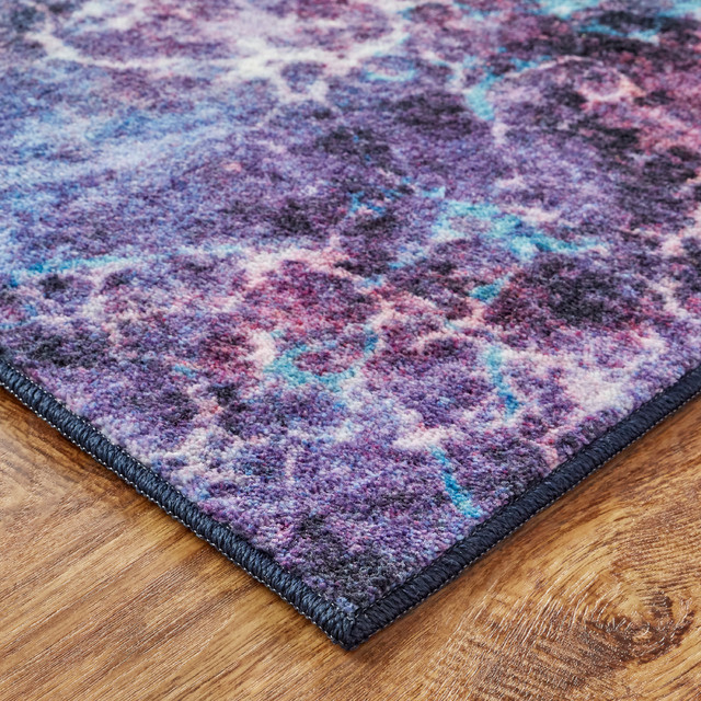 Mohawk Prismatic Fractal Rug - Contemporary - Area Rugs - by .