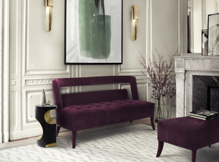 10 Ideas With Purple Sofas That Will Light Up Your Home – Modern Sof