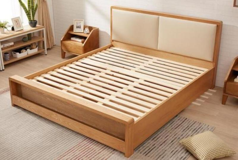 Queen Size Wood Bed Frame With Drawers — BEARPATH ACRES DECOR .