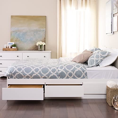 Queen Size Bed Frame With Storage: Amazon.c