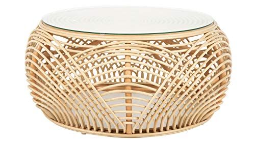 Discover The Best Rattan Coffee Tables | Textural Beau