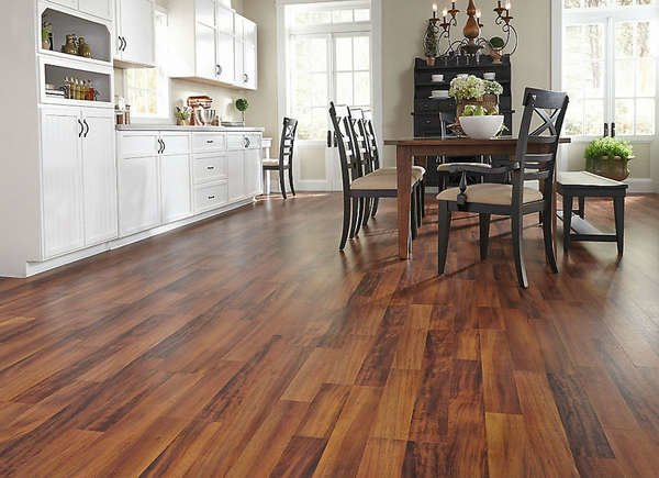 """8 Times """"Wood Look"""" Is as Good as (Or Better Than) the Real Deal ."""