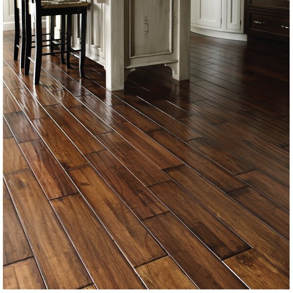Wood Flooring or Laminate Wood Flooring – That Is the Problem .