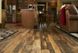 Reclaimed Engineered Flooring Near Asheville, NC | Whole Log Lumb