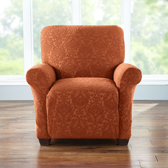 BH Studio Ikat Stretch Recliner Slipcover| Recliner Covers .