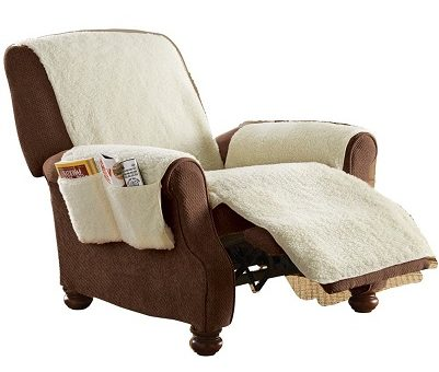 Best Recliner Covers with Pockets [2020 Update] - Recliner Ti