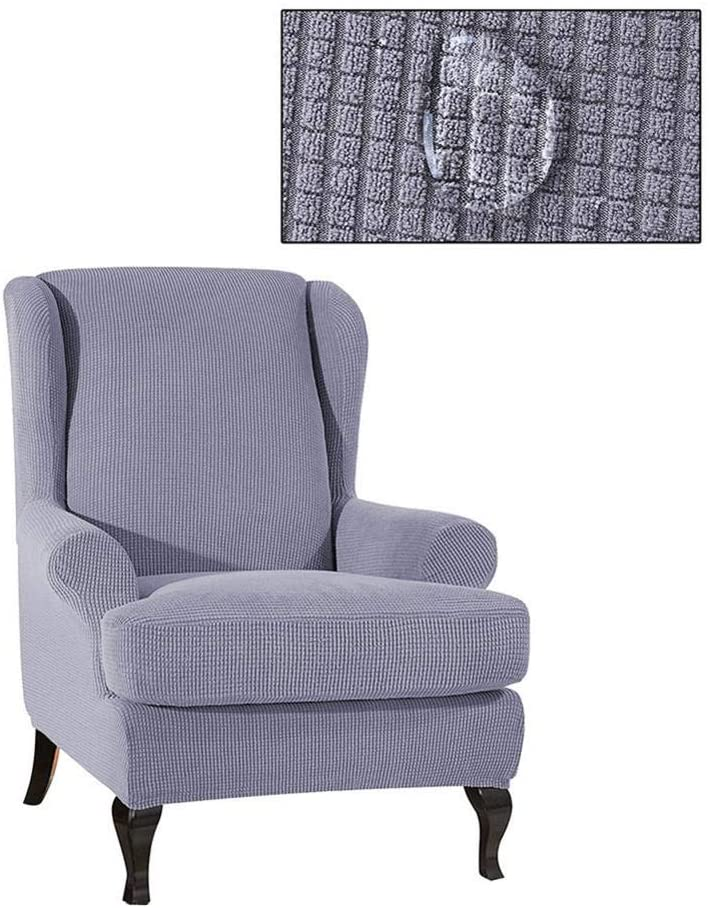 Amazon.com: blue--net Stretch Recliner Covers Waterproof, Solid .