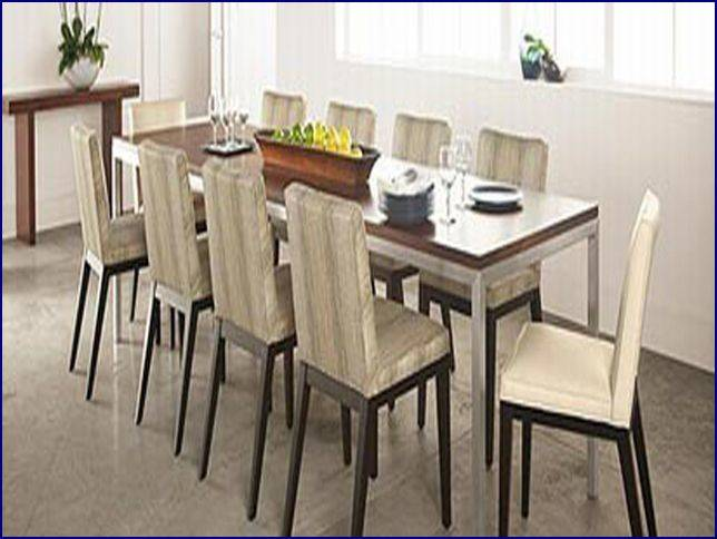 Rectangular Dining Tables For Small Spaces