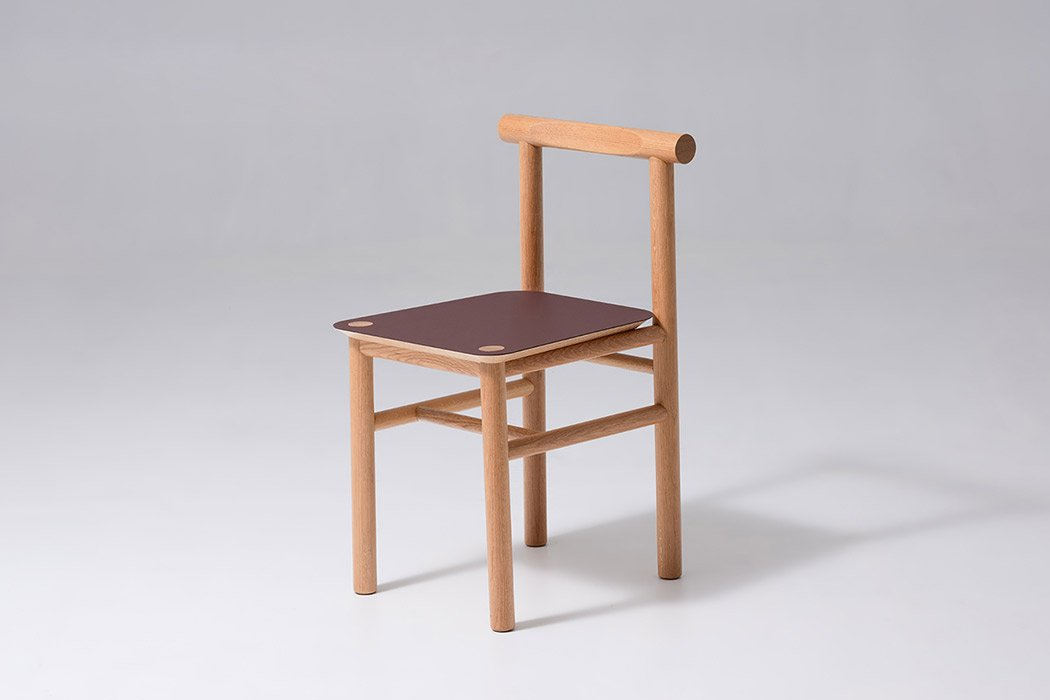 RECYCLE FURNITURE CREATES THE DOT COLLECTION FROM SCRAP | 123 .