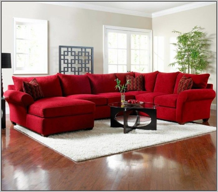 awesome Red Sectional Sofa , Good Red Sectional Sofa 12 In Modern .