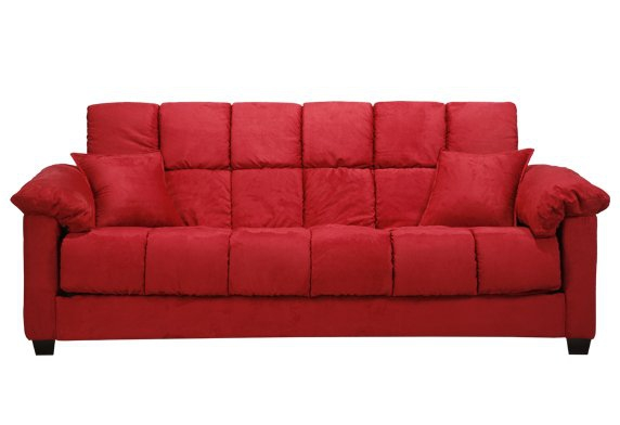 Is it good to have a Red Couch in Feng Shui? by Feng Shui .
