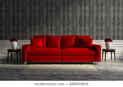 Red Couch Images, Stock Photos & Vectors   Shuttersto