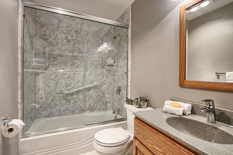 One Day Remodel | One Day Affordable Bathroom Remodel | Luxury Ba