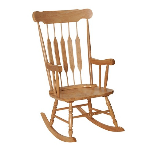Adult Wooden Rocking Chair - Natural : Targ