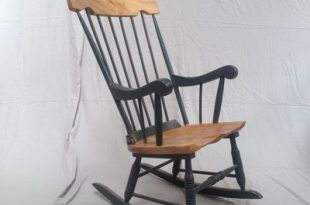 other | Wood chair makeover, Chair makeover, Rocking chair makeov