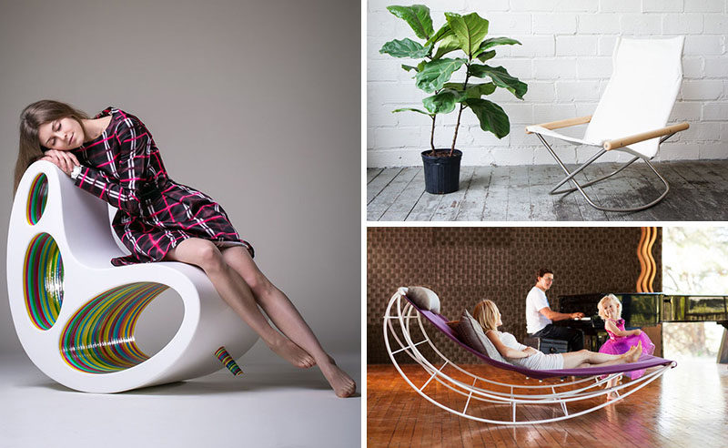 Furniture Ideas - 14 Awesome Modern Rocking Chair Designs For Your .