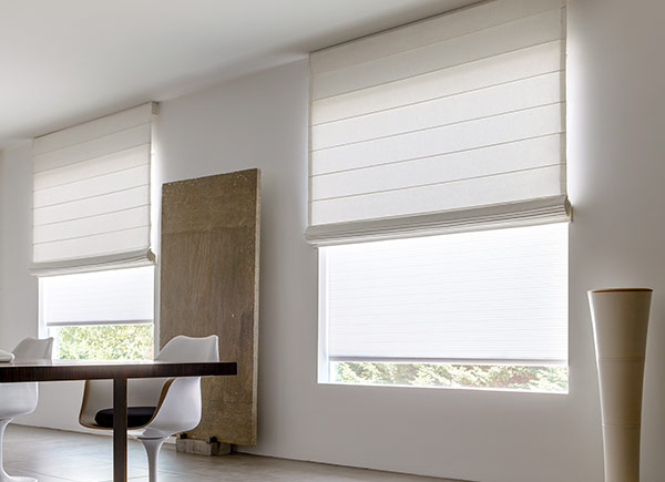Designer Roman Shades and Blinds   The Shade Sto