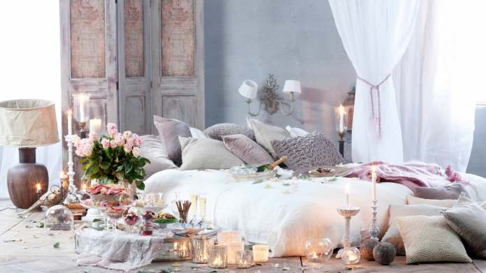 8 Romantic Bedroom Ideas Just in Time for Valentine's Day – SheKno