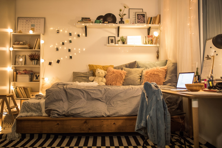 Easy Dorm Room Decorating Ideas for New College Studen