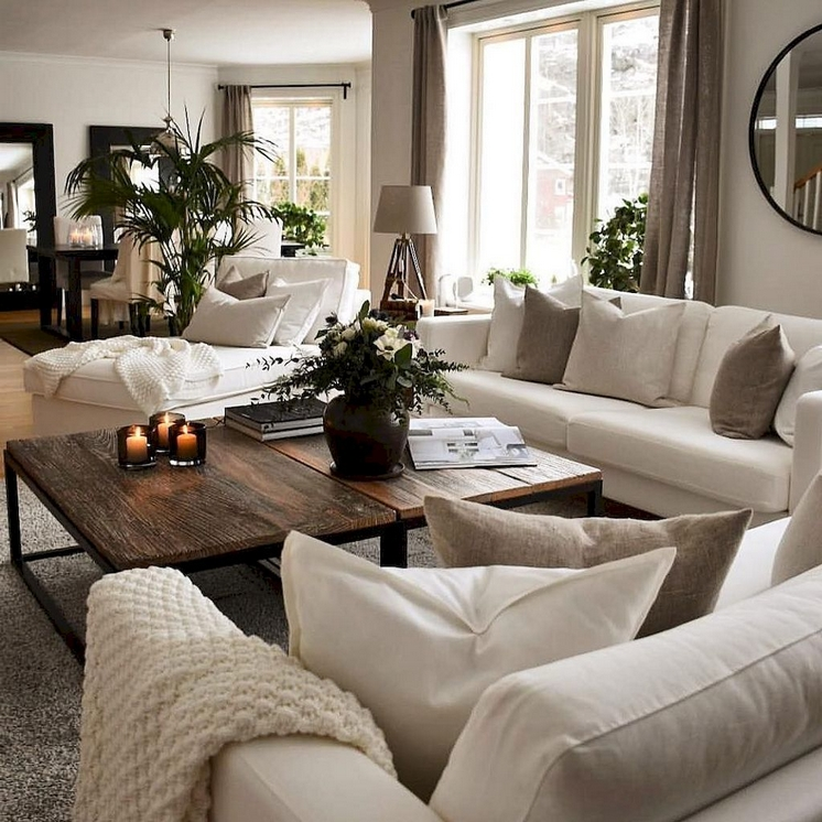 47 Cozy Apartment Living Room Decorating Ideas - The Easy Way to .