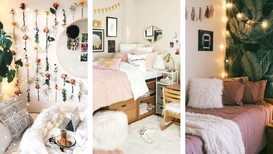 15 Insanely Cute Dorm Room Ideas to Copy this Year - The Metamorphos