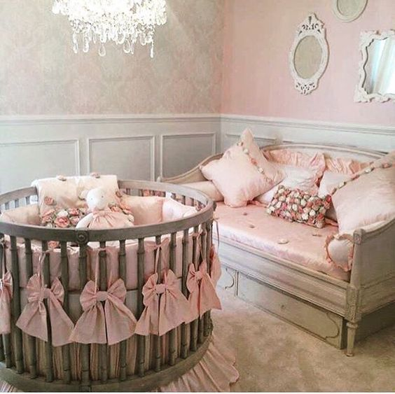 Popular Round Cribs For Babies - Father of Trust Desig