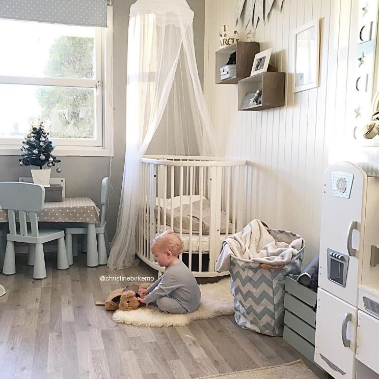 Our Round Crib Roundup - Project Nurse