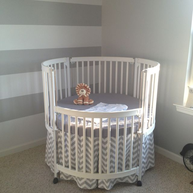 Maybe for a grandchild sometime FAR off! I should have a crib in .