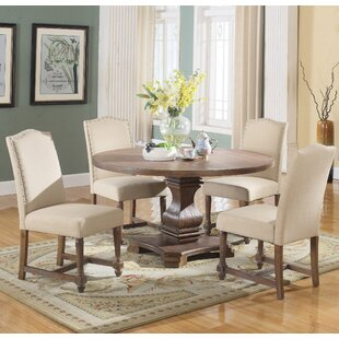 5 Foot Round Dining Set | Wayfa